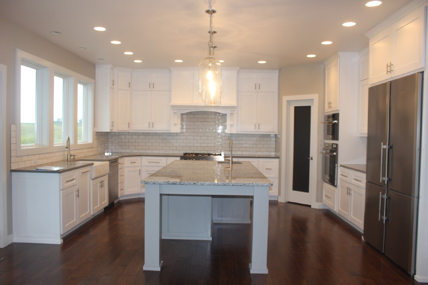 Kitchens - Hallmark Homes Inc.   Bismarck Mandan Custom ...