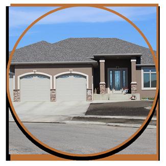 Hallmark Homes Inc. Exteriors