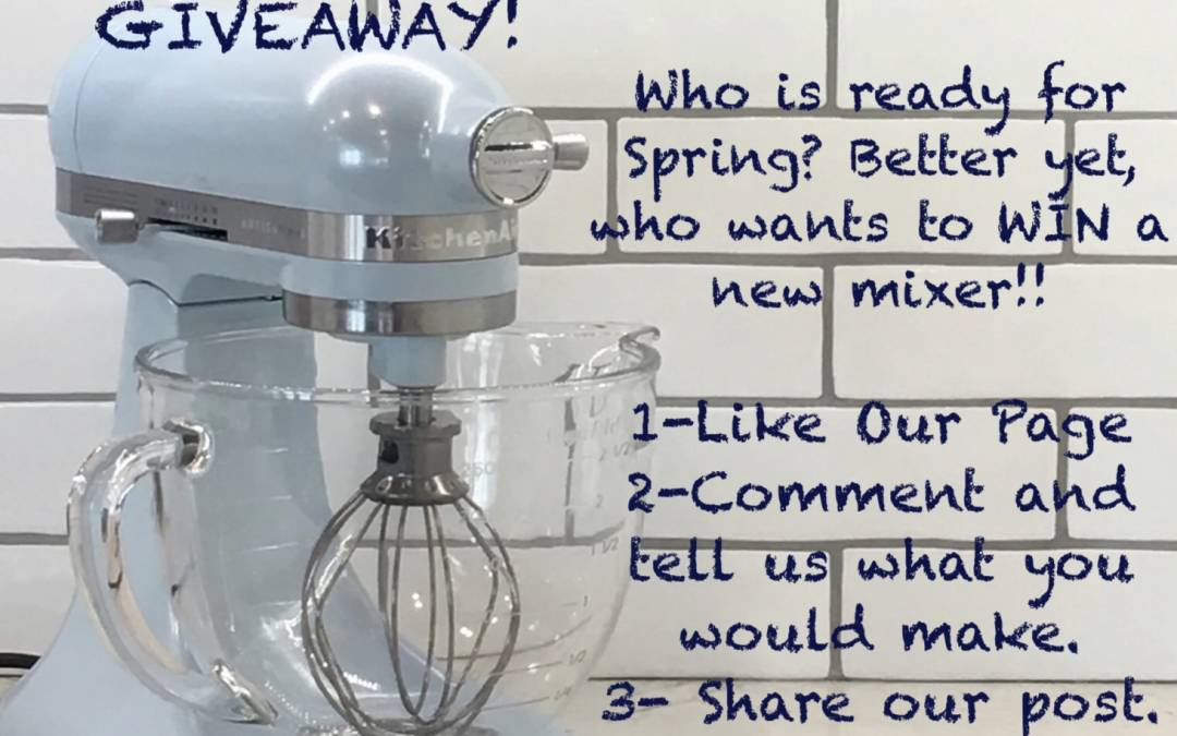 Like our Facebook Page and Follow us on Instagram for a chance to win!!