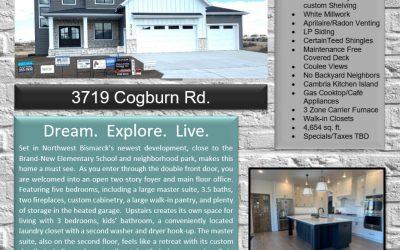 3719 Cogburn Rd.